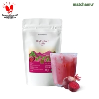 Red Velvet Latte 250gr