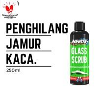 Glass Scrub / Glass Polish Penghilang jamur/waterspot pada kaca 250ml