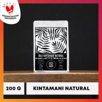 Kopi Arabika Bali Kintamani NATURAL | Biji kopi single origin arabica