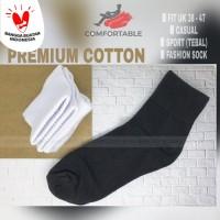 Kaos kaki olahraga Premium Tebal Berkualitas