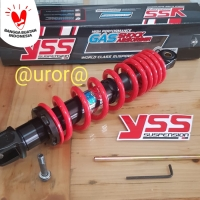 Shock YSS DTG EVO Black 310 MM Mio - Beat - Fino - Scoopy - Vario 110