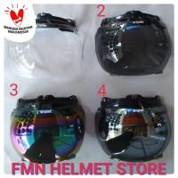 Kaca Visor Injak Cembung Untuk Helm Retro Bogo JPN Cargloss AVA