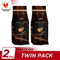 Kopi Luwak High Class Black Coffee Bag 200gr Twin Pack