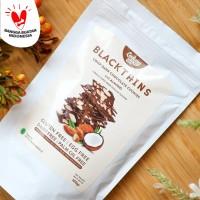 Ladang Lima Blackthins Cookies - 100 g
