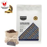 BIJI KOPI ARABICA FLORES BAJAWA WASHED - 200GR NORTHSIDER COFFEE