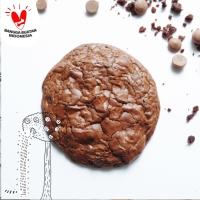 Mookie Triple Chocolate Cookies