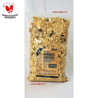 Granola Creations Tropical Fruit Nuts Aneka Buah dan kacang 1 kg
