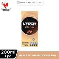 NESCAFE White Coffee UHT 200ml 4 Pcs Free Pouch