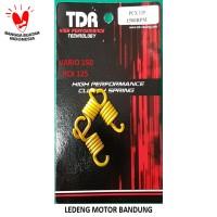 TDR Per Kampas Ganda PCX 125 Vario 150 Spring Otomatis Kopling