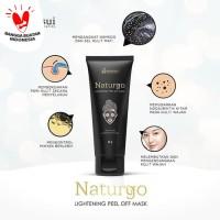 HANASUI NATURGO MASKER LUMPUR 60 GR ORIGINAL BPOM