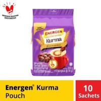 Energen Kurma Pouch 10 Sachet @30 Gr