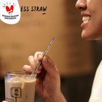 Stainless Straw Toko Kopi Tuku
