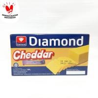 DIAMOND CHEDDAR CHEESE 180GR