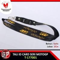 Tali ID Card Seri Motogp Lebar 2CM dg Stopper