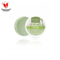 Wardah Nature Daily Tea Tree Oil Control Clay Capsule Mask