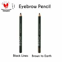 Make Over Eyebrow Pencil / Pensil Alis Make Over