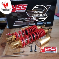 Shock YSS New G Plus 335MM Gold Series Nmax 155 Original Thailand