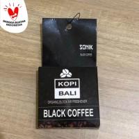 PARFUM KOPI BALI ORGANIK BLOCK STRONG BLACK COFFEE PENGHARUM MOBIL