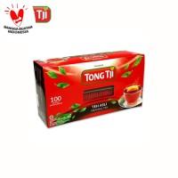 Tong Tji Original Tea, Teh Celup Dgn Amplop ( 2 gr x 100 teabags )