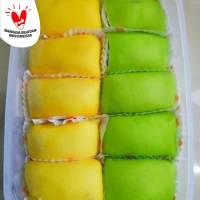 Pancake Durian Isi 10 Ekonomis