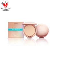 Wardah Instaperfect MATTE FIT Powder Foundation 12. Ivory 13 g