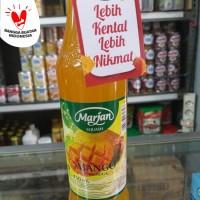 marjan squash mangga 450ml sirup / manggo syrup