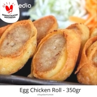 Egg Chicken Roll /Nugget Bento Ayam