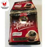 Kopi Kapal Api Spesial Mix 1 Renceng / 10 Sachet / Sashet / Saset / Pc