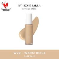 FACE BASE BLP - W20 - WARM BEIGE