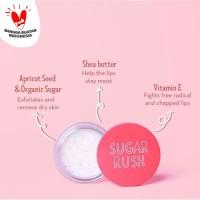 EMINA Sugar Rush Lip Scrub 4,2 gr