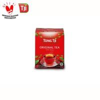 Tong Tji 50 gram, Original Tea ( Teh Seduh/Loose Tea ) per slop 10 pcs