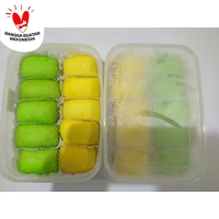 Pancake Durian Reguler isi 10 Duren Medan