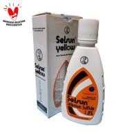 SELSUN Yellow Selenium Sulfide 120ml - OTC Shampoo Anti Ketombe Akut