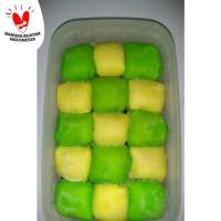 Pancake Durian isi 15 duren asli