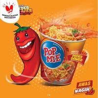 Pop Mie Kuah Pedas Dower 75gram