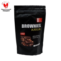 Madhira Brownies Kriuk Keju - 75gr