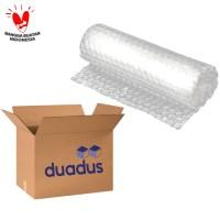 Packing Tambahan Dus Bonus Bubble Wrap Demi Keselamatan Paket Anda