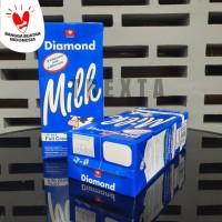 DIAMOND MILK SUSU UHT FULL CREAM 1LITER