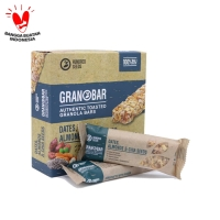 Granola Creation-Granobar Dates Almond Chia Seeds 5 pcs (box)