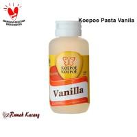 Koepoe Pasta Vanilla 60ml