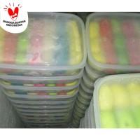 Pancake Durian Mini Rainbow isi 21 Duren Medan