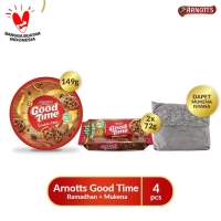 Arnotts Good Time Ramadhan + Mukena