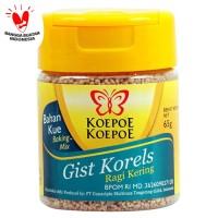 Gist Korels (Ragi Kering) 65gr