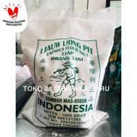 Sagu Tani Cap Liauw Liong Pit 1 KG | Tepung Tapioka Sagu Pak Tani 1KG