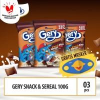 Gery Snack & Sereal -100g (BIC7) Beli 3 Free Masker Gery