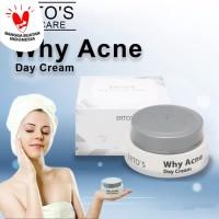 Ertos Why Acne Day Cream - Skincare Original BPOM