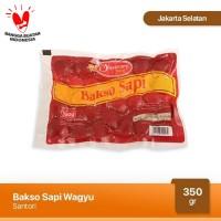 Bakso Sapi Wagyu Santori 350 gr