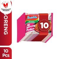 10 Pcs - Indomie Goreng Pedas