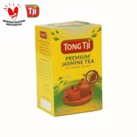 Tong Tji Premium 250 gram, Jasmine Tea ( Teh Seduh / Loose Tea )