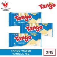 WAFER TANGO VANILLA 78GR - ISI 3PCS